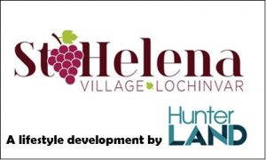 Hunter Land St Helena - Sponsors - Lochinvar Rovers Football Club